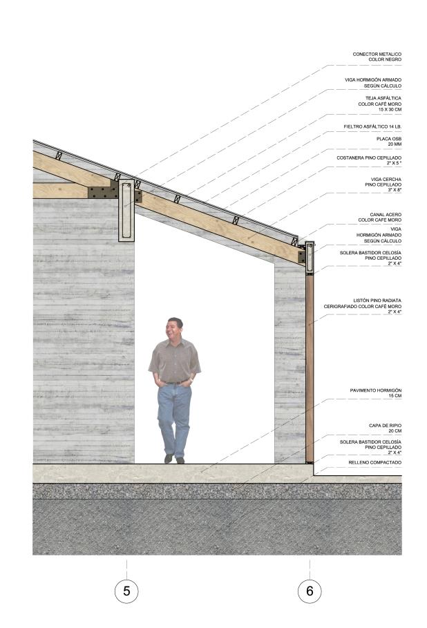 E:ARQUITECTURAAlegria-Moya ArquitecturaCaleta Modeloescantil